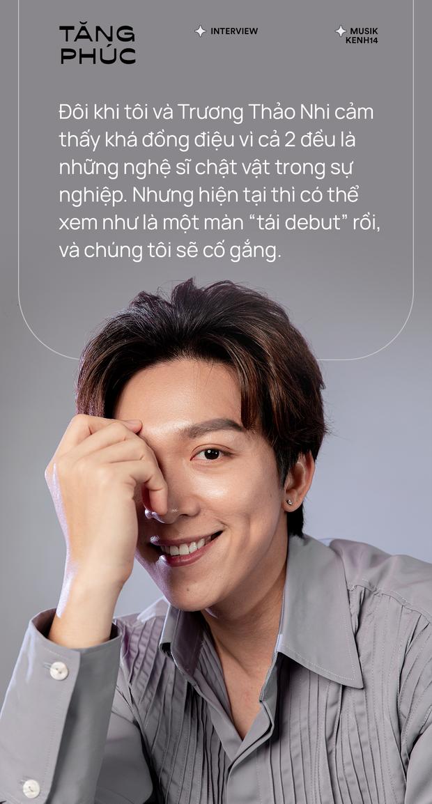 Tăng Phúc: Người nước ngoài hát nhạc Việt thì chẳng nghe ai nói gì, còn mình hát nhạc người ta thì dân mình lại tự chửi nhau - Ảnh 21.