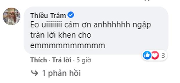 Người trong ekip khen Thiều Bảo Trâm tự lái xe, tự đặt đồ ăn khi quay MV, fan Sơn Tùng cà khịa: Lúc trước quen có cả ekip lo cho rồi - Ảnh 3.