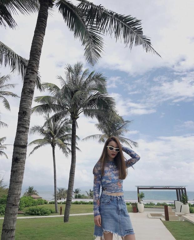 Instagram look sao Việt tuần qua: Hà Hồ - Tóc Tiên lên đồ sexy nín thở, Tiểu Vy diện áo cut out thu phục mọi ánh nhìn - Ảnh 9.
