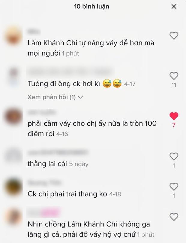 Tóm gọn vợ chồng Lâm Khánh Chi sau sự kiện: Đôi bên ríu rít nhưng Phi Hùng lại gây tranh cãi vì hành động vô tư này? - Ảnh 6.