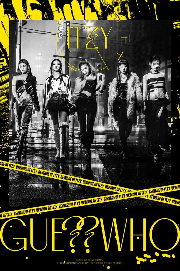 JYP tung teaser cho ITZY mà spoil phân nửa album như chọc tức fan, main vocal bị chê lại khiến netizen dậy sóng - Ảnh 1.