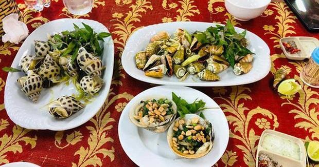Nhà hàng bị tố tính giá ốc hương 1,8 triệu đồng/kg: Nha Trang không nhà hàng nào có ốc hương lớn như chúng tôi! - Ảnh 1.