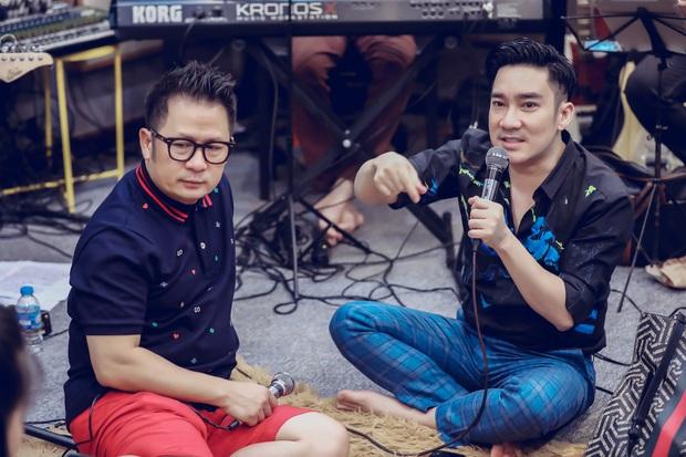 Quang Hà tập nhạc vui vui tiết lộ Bằng Kiều chu cấp hơn 2 tỷ cho vợ cũ và 3 con trai mỗi năm - Ảnh 1.