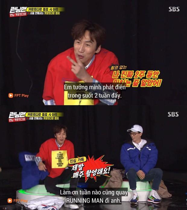 Lee Kwang Soo từng khẳng định sẽ không bao giờ rời khỏi Running Man, trừ khi show dừng lại! - Ảnh 3.