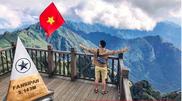 Lào Cai bất ngờ vượt Hà Nội và TP.HCM, lọt vào top 5 điểm đến được khách Việt yêu thích nhất - Ảnh 1.