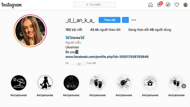 Là chân dài đầu tiên được Ngọc Trinh lựa chọn, Instagram bạn gái ngoại quốc của Bùi Tiến Dũng tăng vọt lượt theo dõi! - Ảnh 3.