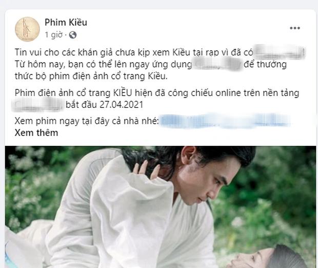 Doanh thu thấp thảm hại, phim 18+ Kiều lại vừa tạo ra một kỷ lục mới chưa từng có của điện ảnh Việt - Ảnh 1.