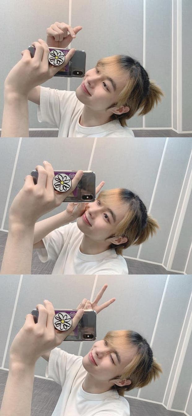 Trainee người Việt của Big Hit khoe ảnh lột xác với visual lên hương, netizen sốt ruột chờ ngày debut - Ảnh 4.