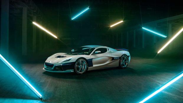 Xe tăng tốc nhanh nhất thế giới Rimac C_Two sẵn sàng bàn giao tới tay đại gia - Ảnh 4.