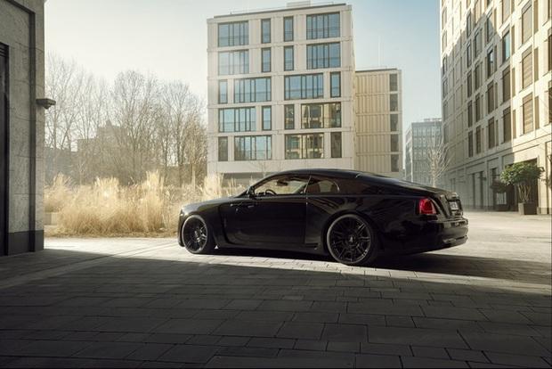 Độ Rolls-Royce phải như thế này: Wraith Black Badge đen toàn tập, công suất tăng lên tới 707 mã lực - Ảnh 5.