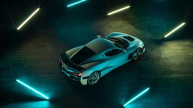 Xe tăng tốc nhanh nhất thế giới Rimac C_Two sẵn sàng bàn giao tới tay đại gia - Ảnh 5.
