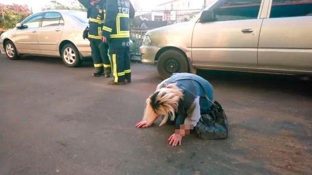 Vừa tố mẹ chồng cắn và tạt dầu ớt, cựu tiếp viên hàng không bỗng châm lửa đốt chết chồng, hé lộ tình tiết giật gân làm dư luận choáng váng - Ảnh 10.