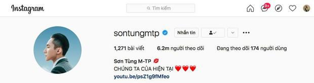 Instagram Ngọc Trinh có lượt theo dõi tăng chóng mặt, sắp vượt cả Sơn Tùng M-TP để đứng top 1 showbiz Việt? - Ảnh 1.