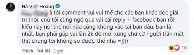 Câu: Sinh viên Ngoại thương không được quyền đòi lương 2.000 USD bị chê bai, cả Lương Thùy Linh lẫn Hà Việt Hoàng lên tiếng đáp trả cực gắt - Ảnh 5.