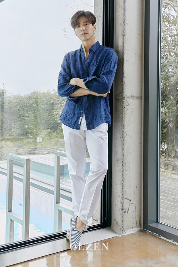 Đại nam thần Won Bin đẹp ngút ngàn trong ảnh quảng cáo mới, bảo sao 11 năm không thèm đóng phim vẫn hot - Ảnh 5.