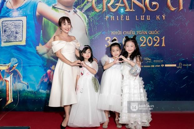 Con gái cố NS Mai Phương xinh như thiên thần, quấn quýt không rời bên Ốc Thanh Vân và bảo mẫu trên thảm đỏ Trạng Tí - Ảnh 6.