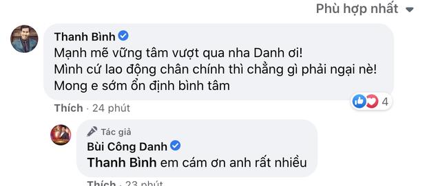 Diễn viên bị tố giả mù trong clip Võ Hoàng Yên trị bệnh chính thức lên tiếng, Thanh Bình và nhiều khán giả bênh vực - Ảnh 3.