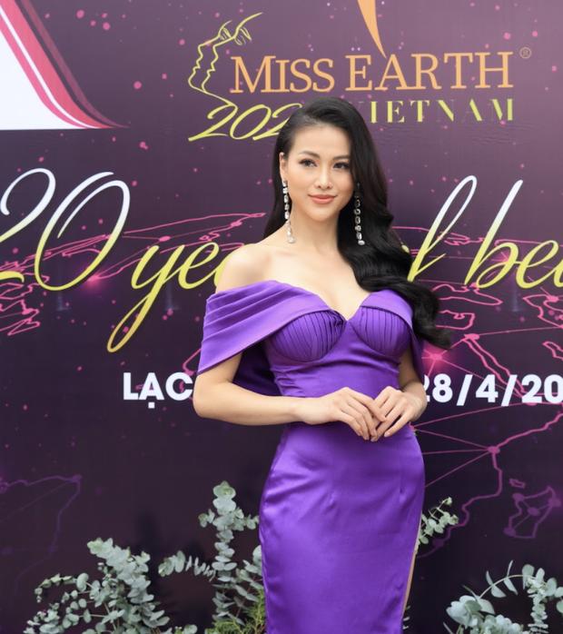 Sự kiện quy tụ đủ 7 mỹ nhân từng chiến Miss Earth: Phương Khánh, Diễm Hương khoe ngực đầy, Nam Em say nắng trên thảm đỏ - Ảnh 9.