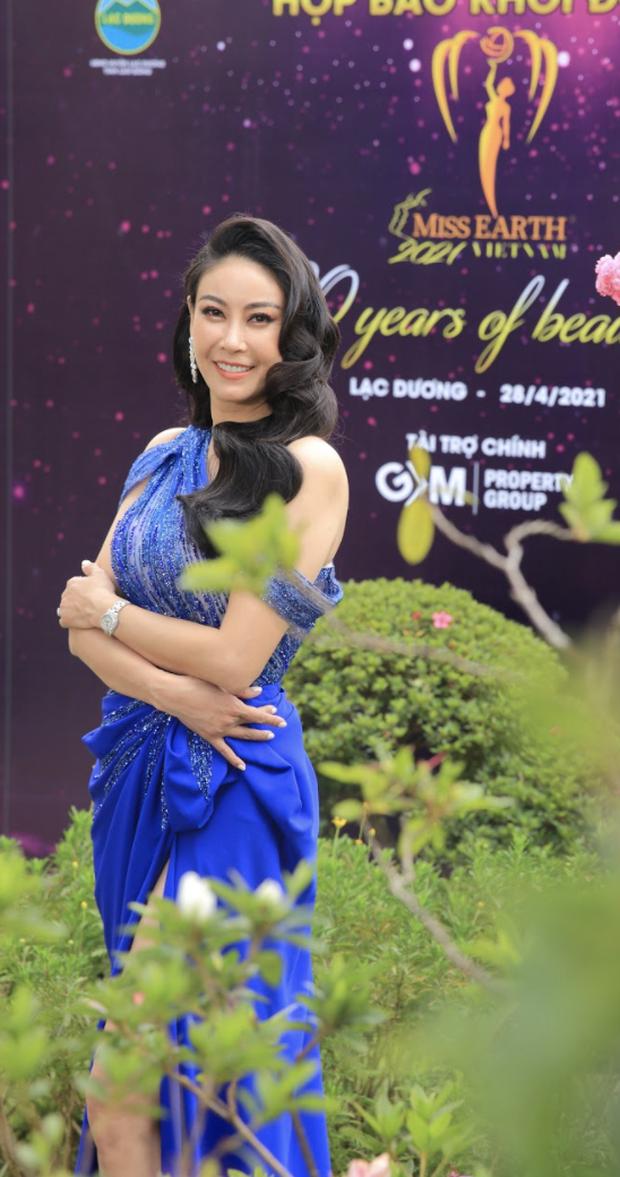 Sự kiện quy tụ đủ 7 mỹ nhân từng chiến Miss Earth: Phương Khánh, Diễm Hương khoe ngực đầy, Nam Em say nắng trên thảm đỏ - Ảnh 12.