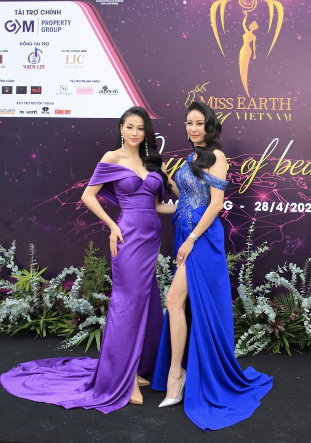 Sự kiện quy tụ đủ 7 mỹ nhân từng chiến Miss Earth: Phương Khánh, Diễm Hương khoe ngực đầy, Nam Em say nắng trên thảm đỏ - Ảnh 13.
