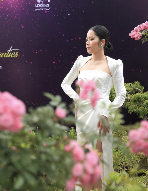 Sự kiện quy tụ đủ 7 mỹ nhân từng chiến Miss Earth: Phương Khánh, Diễm Hương khoe ngực đầy, Nam Em say nắng trên thảm đỏ - Ảnh 4.