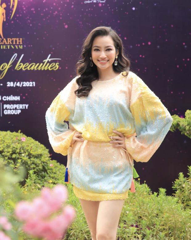 Sự kiện quy tụ đủ 7 mỹ nhân từng chiến Miss Earth: Phương Khánh, Diễm Hương khoe ngực đầy, Nam Em say nắng trên thảm đỏ - Ảnh 16.
