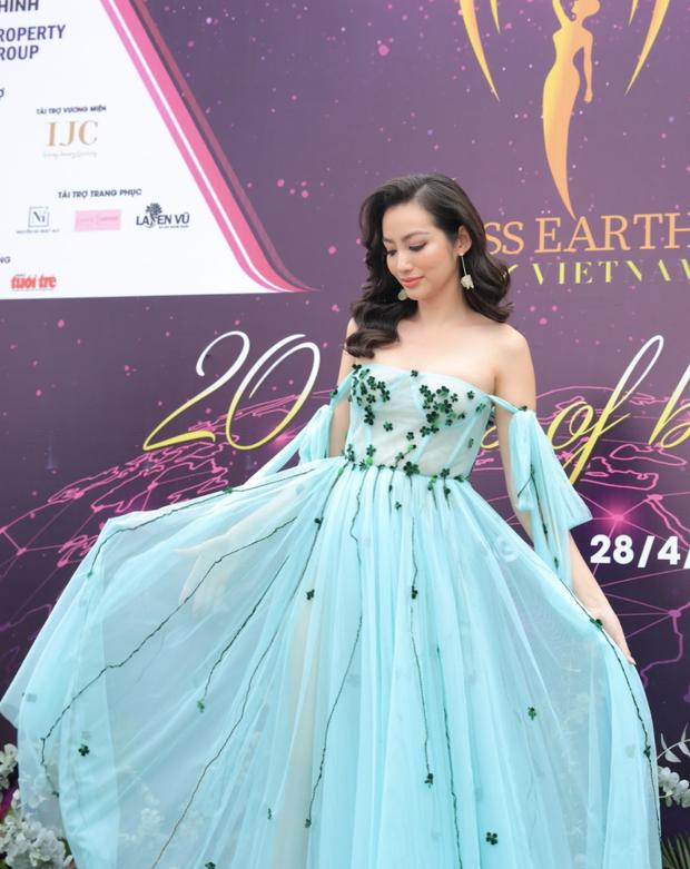 Sự kiện quy tụ đủ 7 mỹ nhân từng chiến Miss Earth: Phương Khánh, Diễm Hương khoe ngực đầy, Nam Em say nắng trên thảm đỏ - Ảnh 17.