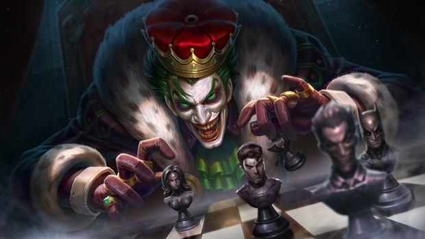 Liên Quân Mobile: Joker sửa lại bộ chiêu thức khiến game thủ toát mồ hôi vẫn không thể làm quen, bị cho là quá yếu! - Ảnh 1.