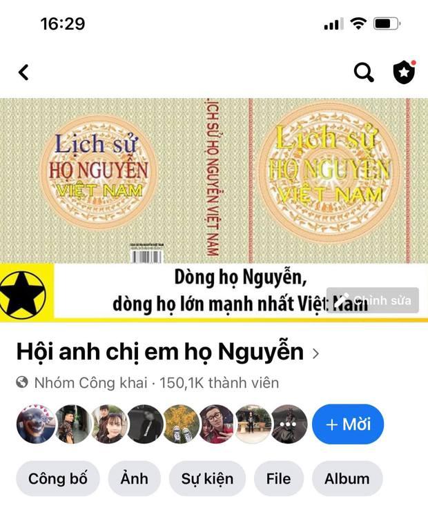 Ăn theo cuộc chiến tên Josh tại Mỹ, hàng loạt hội nhóm dòng họ Nguyễn, Lê được lập ra với hơn 322,000 thành viên chỉ sau vài ngày! - Ảnh 2.
