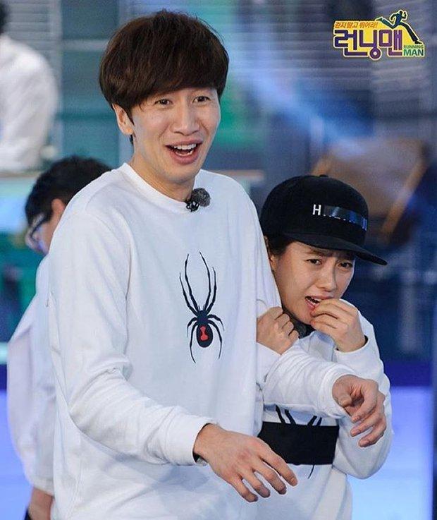 11 năm gắn bó của Lee Kwang Soo và mối thân tình với các thành viên Running Man - Ảnh 4.
