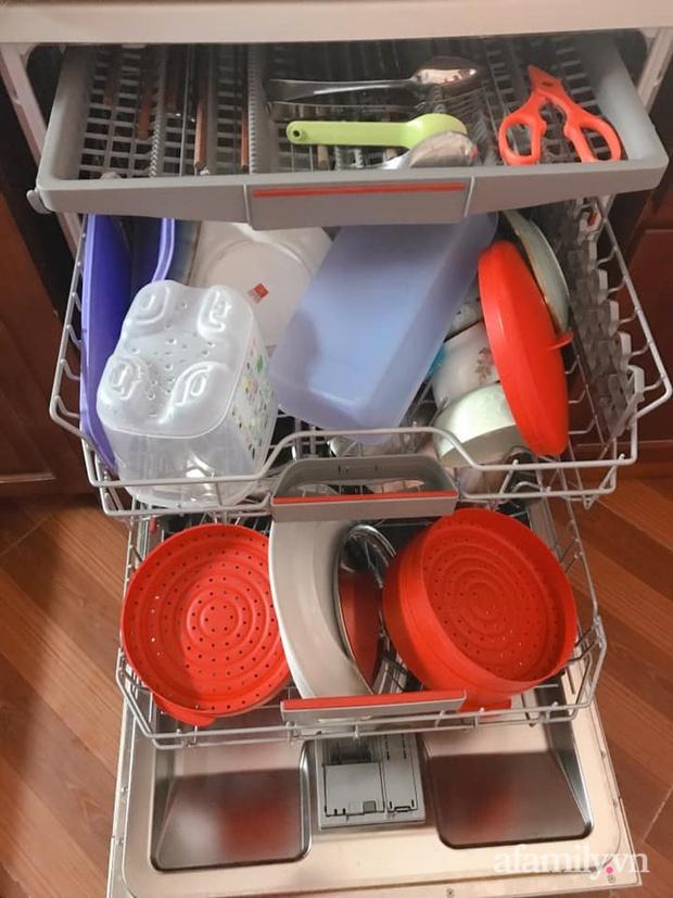 Đọc ngay kinh nghiệm của mẹ đảm Hà Nội để biết cách né bẫy bán hàng, mua được máy rửa bát phù hợp với nhu cầu sử dụng - Ảnh 5.