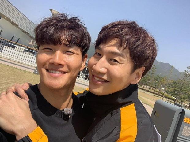 11 năm gắn bó của Lee Kwang Soo và mối thân tình với các thành viên Running Man - Ảnh 5.