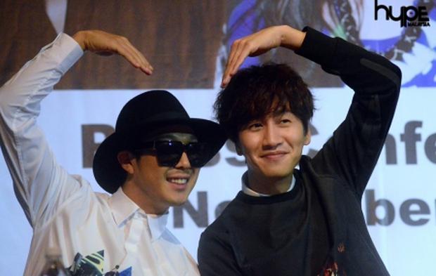 11 năm gắn bó của Lee Kwang Soo và mối thân tình với các thành viên Running Man - Ảnh 6.