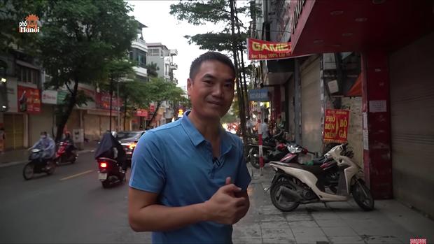 Bị lên án khắp nơi nhưng Duy Nến - chủ kênh Hà Nội Phố vẫn bình thản ra video mới, tiếp tục sai be bét trong cách nói chuyện - Ảnh 2.