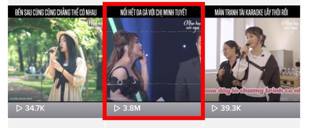 Tranh cãi clip Minh Tuyết live tại show truyền hình: Đang hát rất đỉnh nhưng tay cứ chỉ vào mặt thí sinh? - Ảnh 8.
