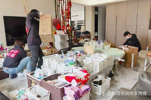 Trung Quốc nở rộ nghề sắp xếp nhà cửa thuê cho người lười, chỉ cần mắt thẩm mỹ tốt là đổi đời như chơi - Ảnh 6.
