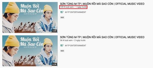 Trước giờ G phát hiện MV mới của Sơn Tùng bị leak 2 ngày trước, thu về được gần 150 nghìn view? - Ảnh 1.