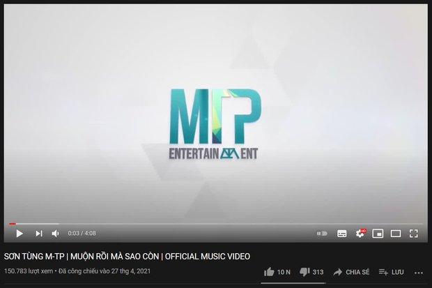 Trước giờ G phát hiện MV mới của Sơn Tùng bị leak 2 ngày trước, thu về được gần 150 nghìn view? - Ảnh 2.