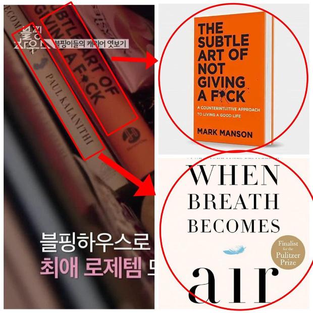 Rosé (BLACKPINK) mê 2 cuốn sách nổi tiếng có khả năng thay đổi cuộc đời, ai cũng nên mua ngay về đọc - Ảnh 2.