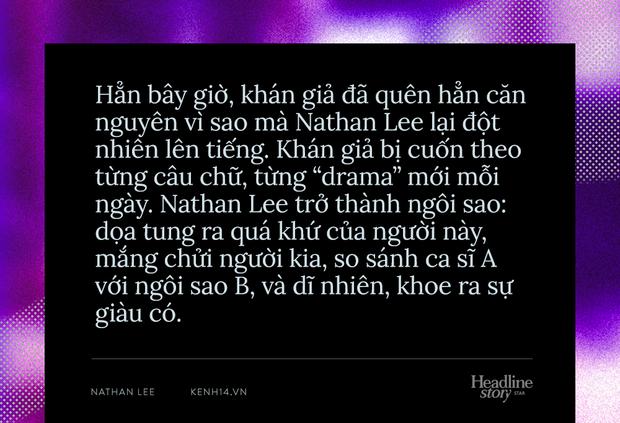 Đã đến lúc cần tạm biệt Chí Phèo Nathan Lee của làng Vũ Đại online! - Ảnh 4.