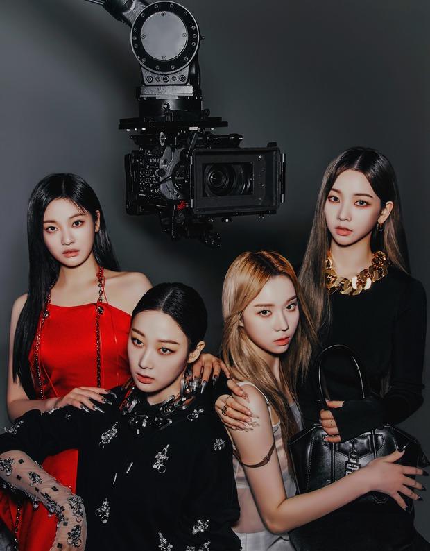 aespa bị SM xếp xó dù mới debut nhưng Knet chẳng thấy ngạc nhiên, so với Red Velvet và f(x) thì vẫn sướng chán? - Ảnh 1.