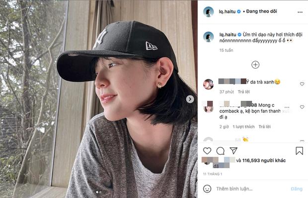 Nằm yên vẫn dính đạn, Instagram Hải Tú ngày nào cũng tụt follow mà chẳng ai hiểu vì sao? - Ảnh 5.