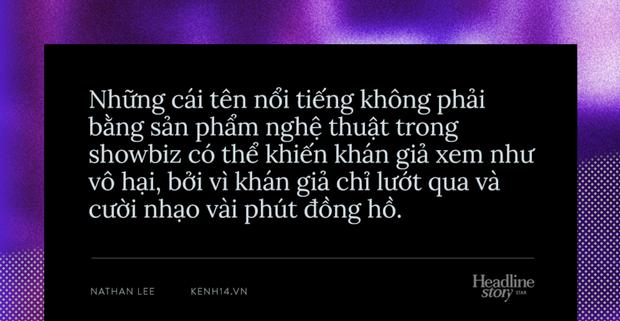 Đã đến lúc cần tạm biệt Chí Phèo Nathan Lee của làng Vũ Đại online! - Ảnh 2.