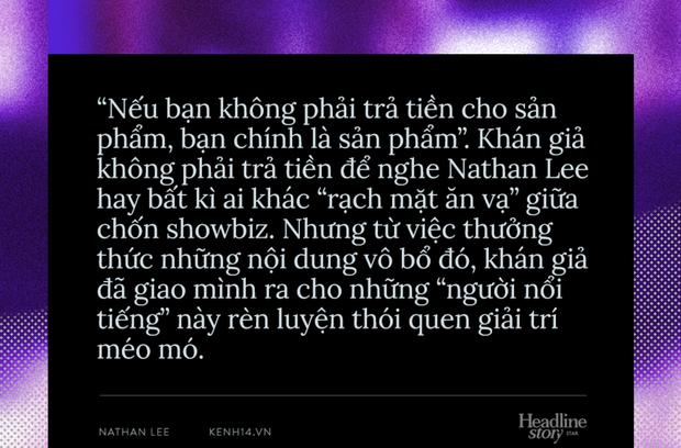 Đã đến lúc cần tạm biệt Chí Phèo Nathan Lee của làng Vũ Đại online! - Ảnh 15.