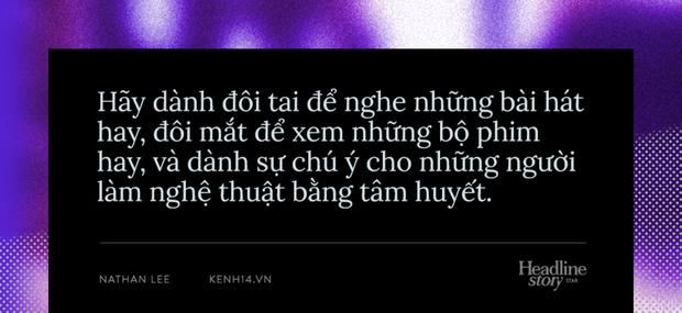 Đã đến lúc cần tạm biệt Chí Phèo Nathan Lee của làng Vũ Đại online! - Ảnh 16.