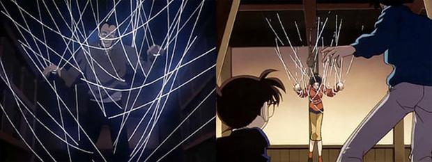 5 vụ án ghê rợn nhất Conan do netizen bình chọn: Ma nữ áo đỏ tàn độc chưa khiếp vía bằng thi thể ma cà rồng tự sát - Ảnh 4.