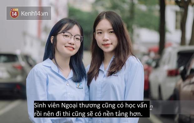 Chat nhanh sinh viên Ngoại thương: Tính cách thật của Lương Thùy Linh, dàn nhân vật tiềm năng thi Hoa hậu liệu có xinh không? - Ảnh 12.