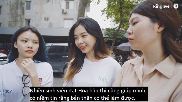 Chat nhanh sinh viên Ngoại thương: Tính cách thật của Lương Thùy Linh, dàn nhân vật tiềm năng thi Hoa hậu liệu có xinh không? - Ảnh 11.