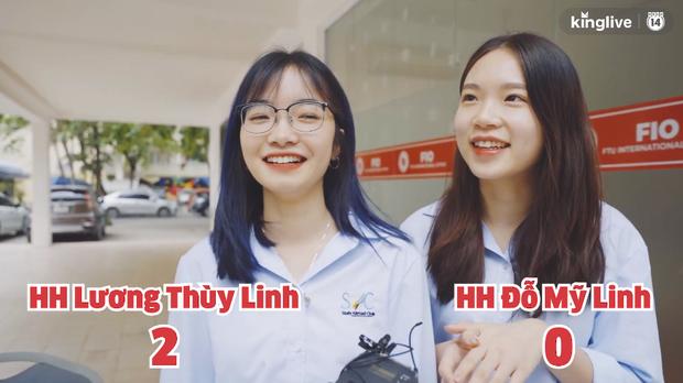 Chat nhanh sinh viên Ngoại thương: Tính cách thật của Lương Thùy Linh, dàn nhân vật tiềm năng thi Hoa hậu liệu có xinh không? - Ảnh 3.