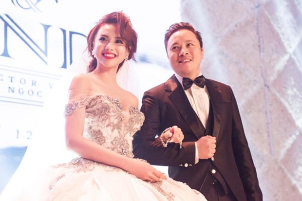 Dân tình than thở Victor Vũ giấu vợ kĩ quá, đòi trả lại diễn viên Đinh Ngọc Diệp trên màn ảnh Việt - Ảnh 6.